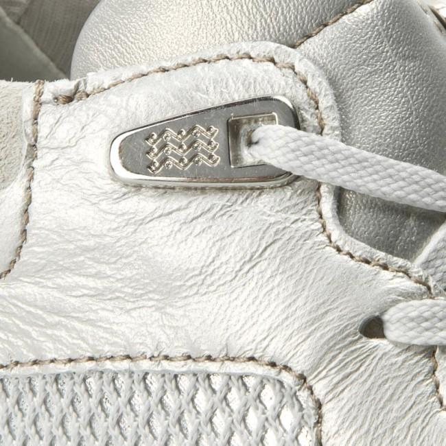 Sneakers GEOX D Shakira B D62N1B 0BVGN C2228 PlatinumIvory
