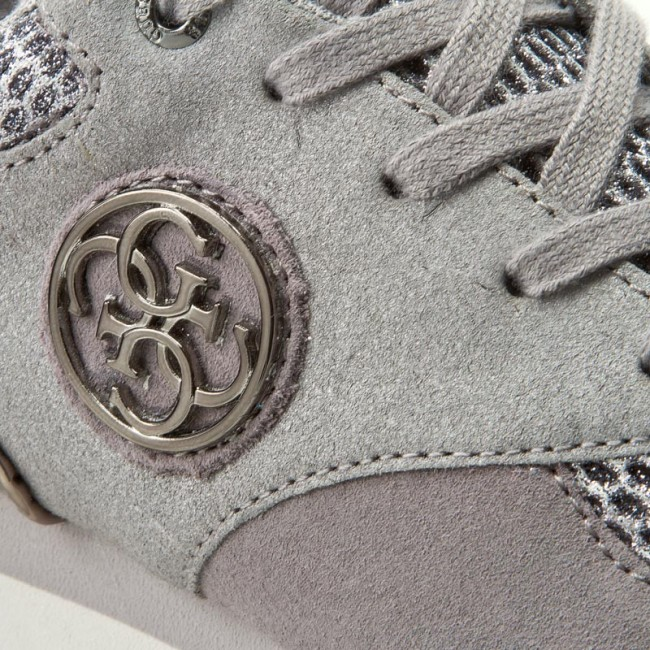 Sneakers GUESS Rimma FLRIM1 LEM12 PEWTE