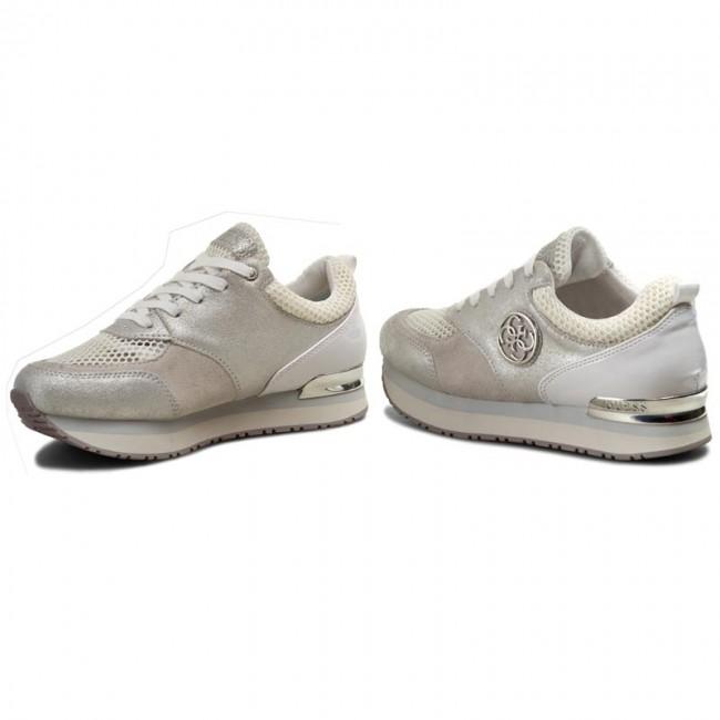Sneakers GUESS Rimma FLRIM1 LEA12 WHITE