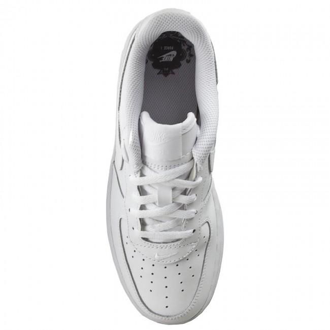 White Stringate Basse 117 1ps314193 Scarpe white Bambino Force white Nike Bambina tCsQdxhr