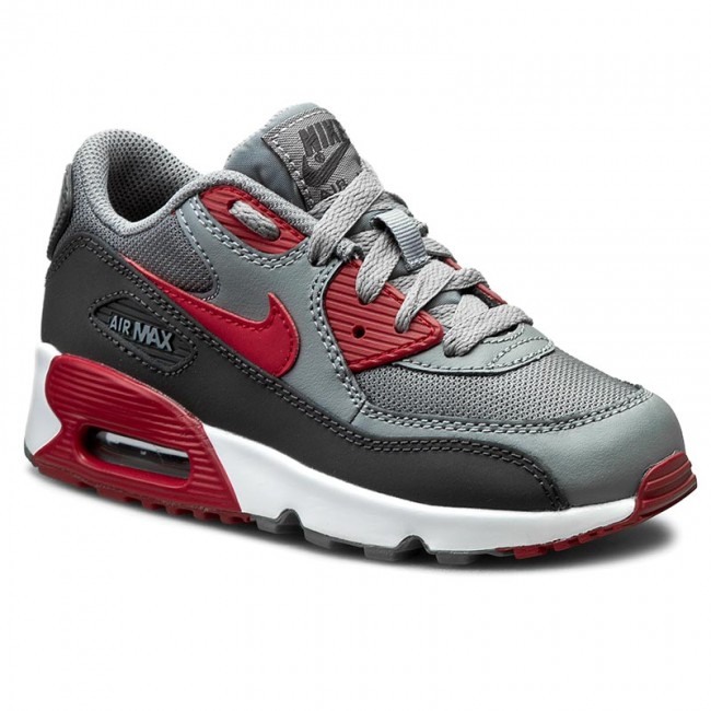 Scarpe NIKE - Air Max 90 Mesh (PS) 833420 007 Cool Grey/Gym Red/Anthracite/W