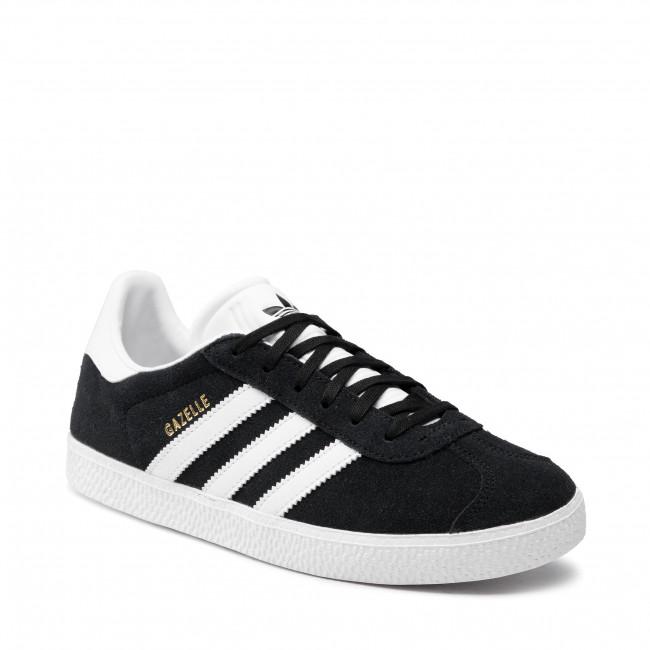 Scarpe adidas - Gazelle J BB2502 Cblack/Ftwwht/Goldmt
