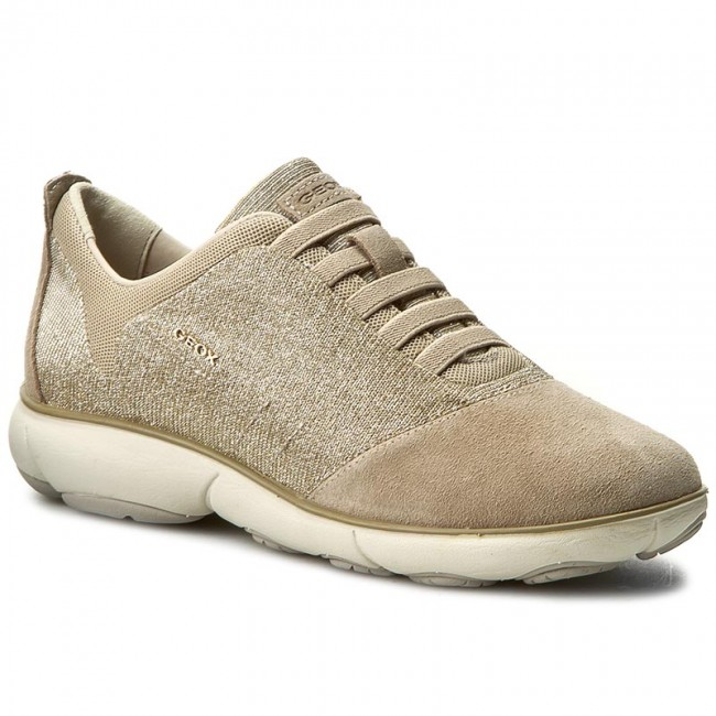 Geox Sneakers Nebula Donna D641EG OEW22 C9HH6 Taupe