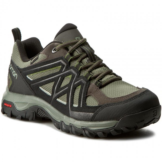 Escursionismo | EVASION 2 GTX Grey Black Green | Salomon