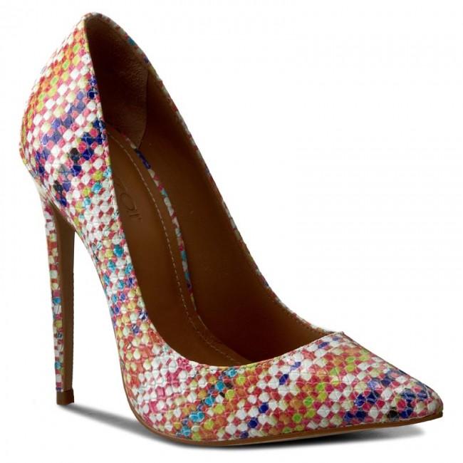 23928 Kolorów Stiletti l2 Basse 38 Natalie Donna Kazar Stiletto Mix Scarpe nXkZN80OPw