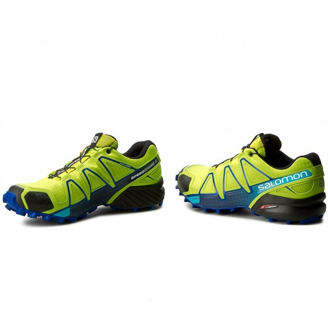 4 Scarpe Speedcross Bluehawaiian Salomon Lime Ocean V0 Greennautical 392399 27 3RALj54