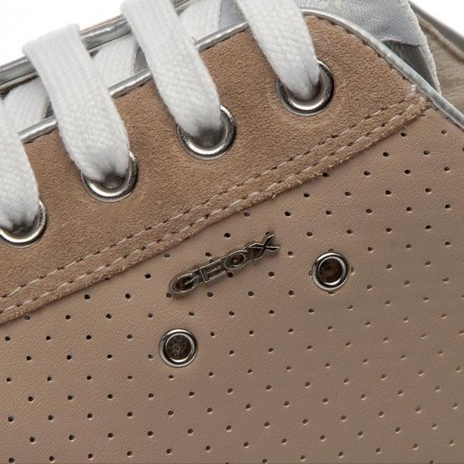 Geox J72D5B 05422 Rosa Sneakers Bambino Comprare Scarpe