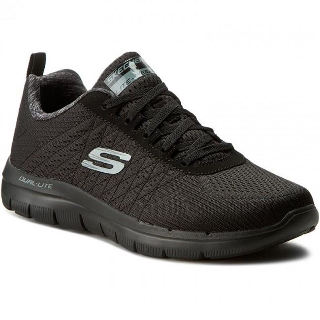 Scarpe SKECHERS - The Happs 52185/BBK Black