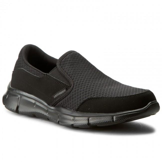 Scarpe Skechers Slip On Uomo Charcoal 51361 | MaryLou Shop
