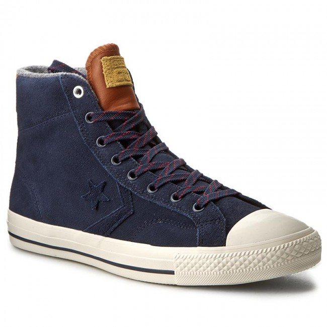 converse star playe suede