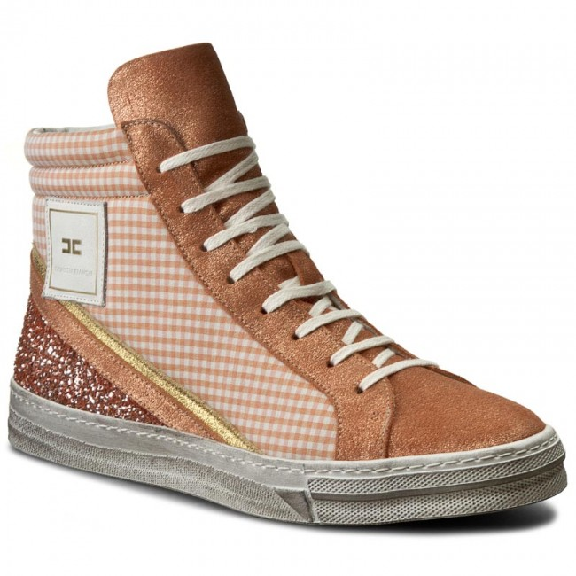 quality design 51dc1 34fb9 Sneakers ELISABETTA FRANCHI - SA-964-2284-V287 Papaya D90