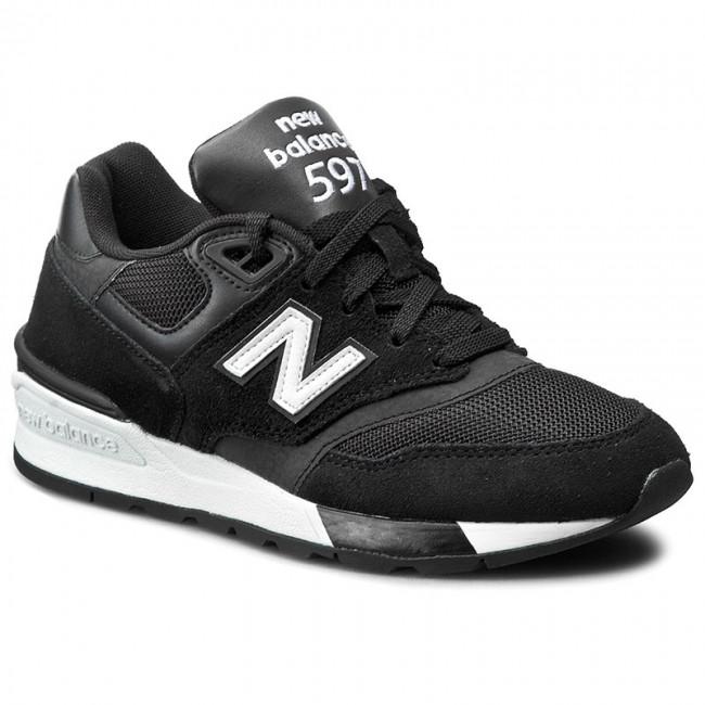 new balance 597 nere