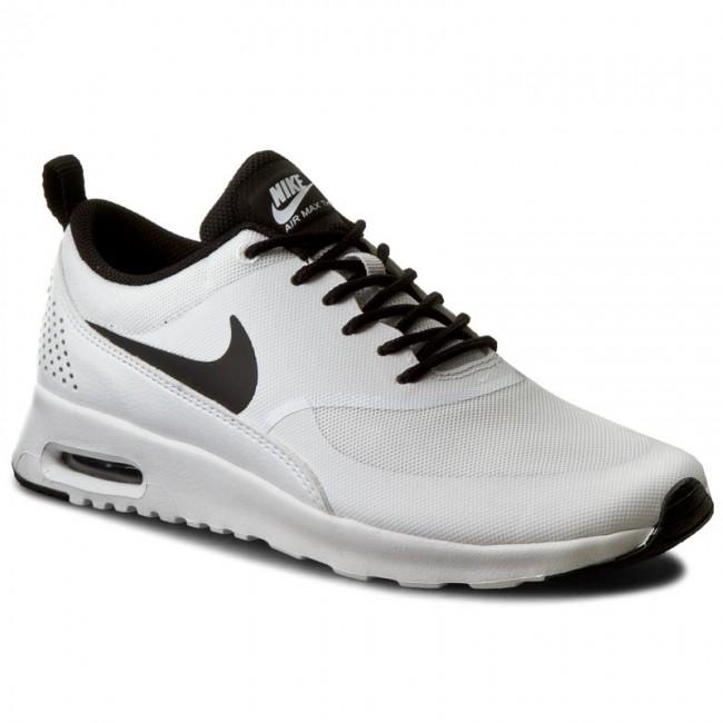 Scarpe NIKE Wmns Nike Air Max Thea 599409 102 WhiteBlackWhite