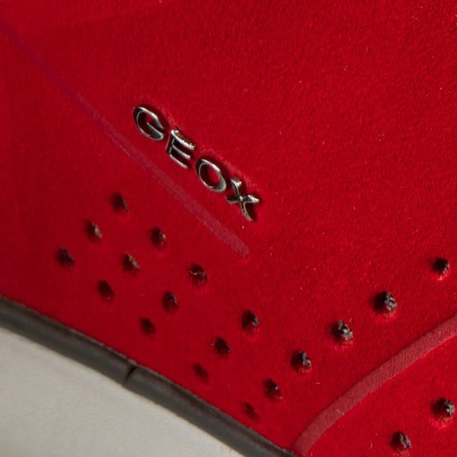 Scarpe basse GEOX U Nebula A U72D7A 00022 C7000 Rosso