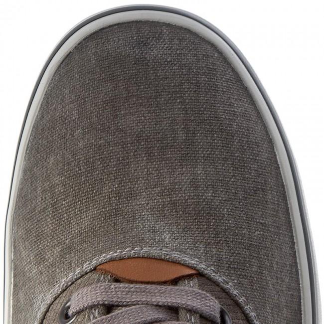 Scarpe sportive GEOX - U Smart B U62X2B 022NB C1006 Grey - Scarpe da ginnastica - Scarpe basse - Uomo