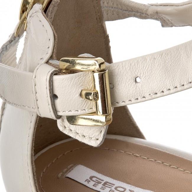 Sandals GEOX D Formosa A D8293A 04185 C0662 BeigeOff White