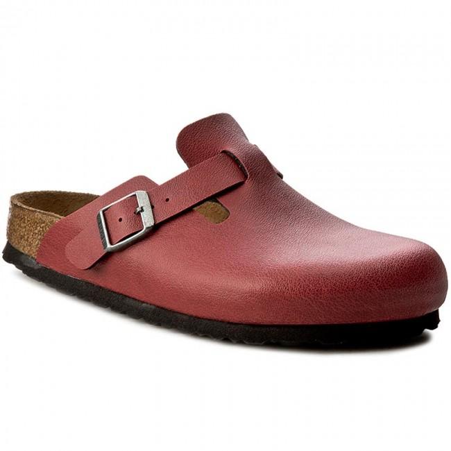 online retailer 19be2 ad910 Ciabatte BIRKENSTOCK - Boston 1000310 Pull Up Bordeaux
