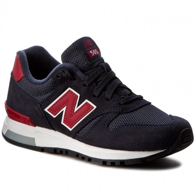 Sneakers NEW BALANCE - ML565NTW Blu scuro