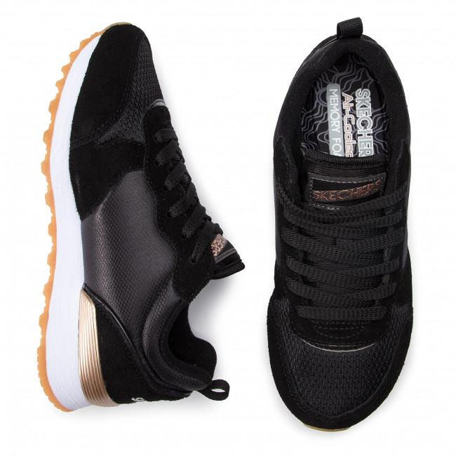beneficio Concentración Irregularidades  Sneakers SKECHERS - Goldn Gurl 111/BLK Black