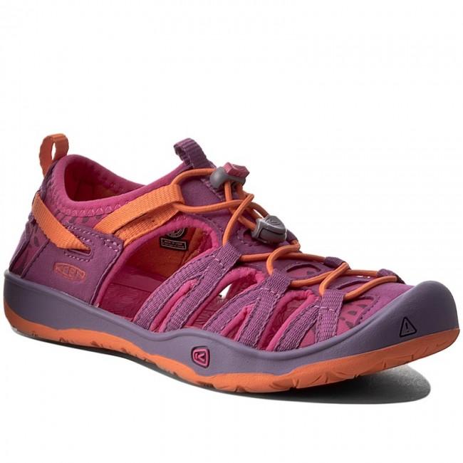 04bfcdb2f7 Sandali KEEN - Moxie Sandal 1016353 Purple Wine/Nasturtium