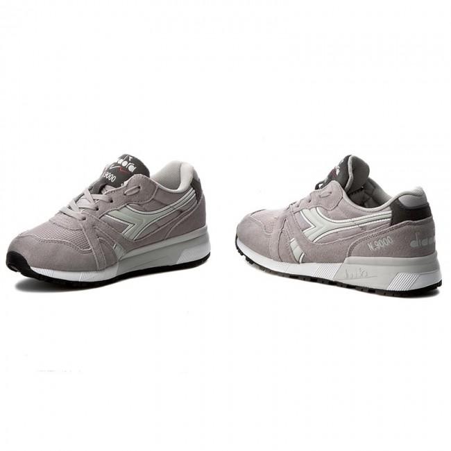 N9000 Y Grey Sneakers Basse Donna 171133 501 01 grey C5746 Diadora Alaska Scarpe Paloma DHe2IWE9Yb
