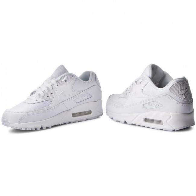 Donna Max Sneakers White 111 white 90 Nike white Essential 537384 Basse white Scarpe Air EH2I9YWD