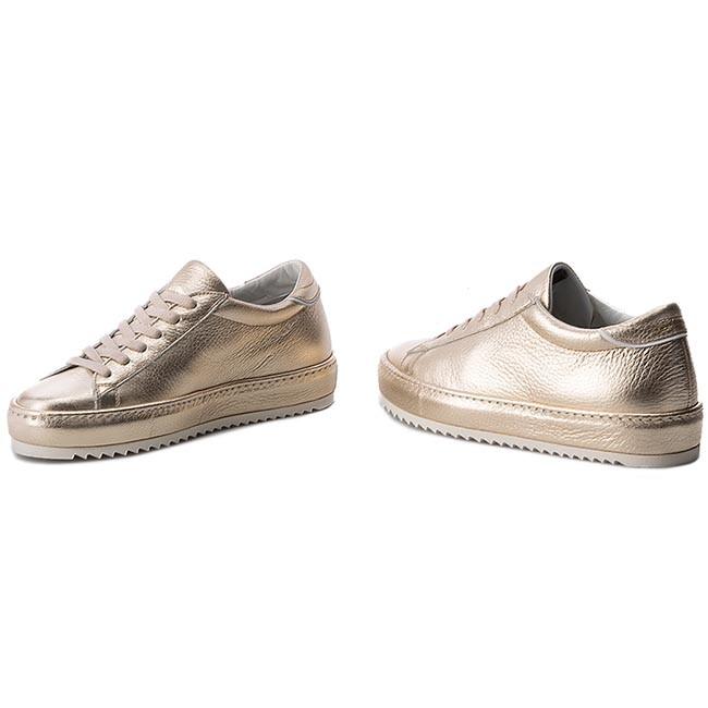 Sneakers Philippe Model - Noah Anld Dm02 Dollaro Gold Scarpe Basse Donna