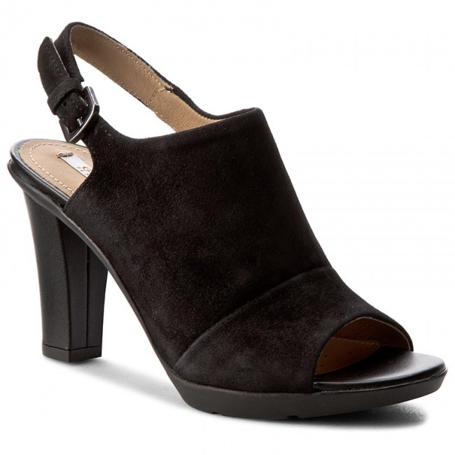 geox shoes cheap, Geox d jadalis b women's sandals dark