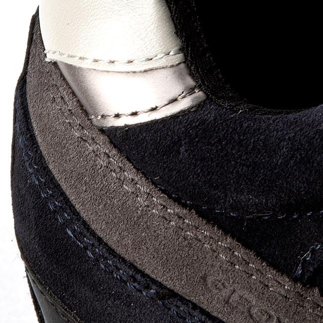D Nydame A C4429 0ew22 Blacknavy D540qa Geox Sneakers xBdCoe