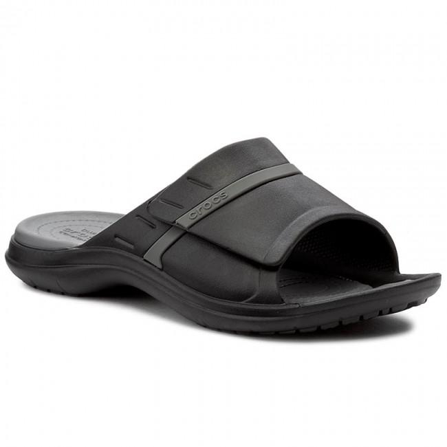 Modi Slide Black graphite Sandali Sport Ciabatte 204144 E Uomo Crocs XOiwPuTkZ
