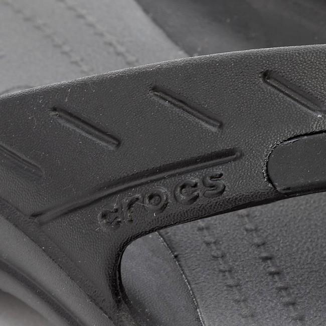 Crocs Sandali graphite Infradito E Flip Modi 202636 Uomo Sport Black Ciabatte doQCExBreW