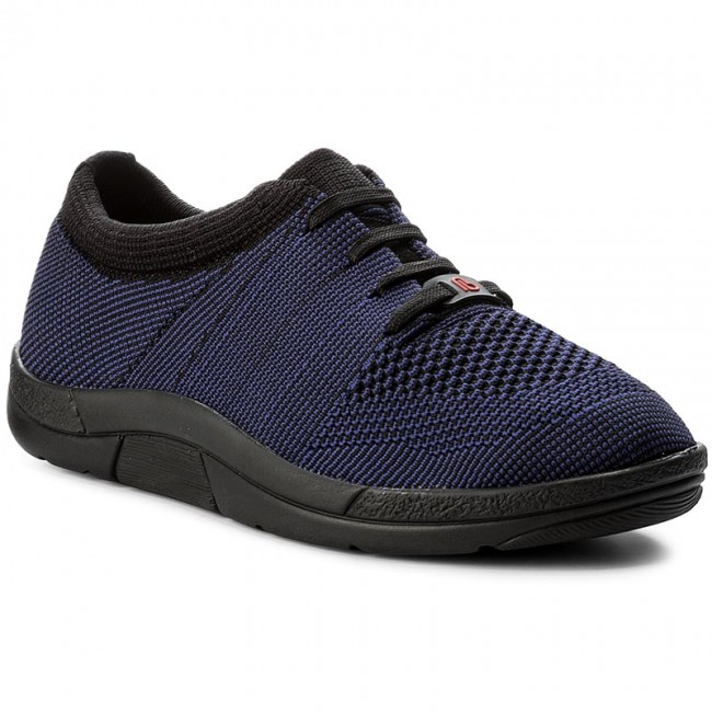 sports shoes a5fff db6c7 Scarpe basse BERKEMANN - 05450 Schwarz/Blau 355