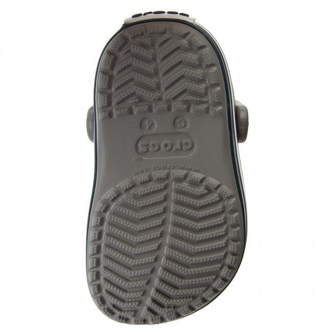 navy Clog Sandali Crocband Ciabatte K Bambino 204537 Smoke E Crocs Nnwk0OX8P