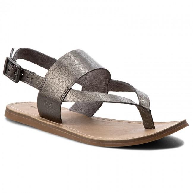 c60da0eb6ebfd4 Sandali TIMBERLAND - Carolista Ankle Thon A1GFM Gunmetal - Sandali da  giorno - Sandali - Ciabatte e sandali - Donna - escarpe.it