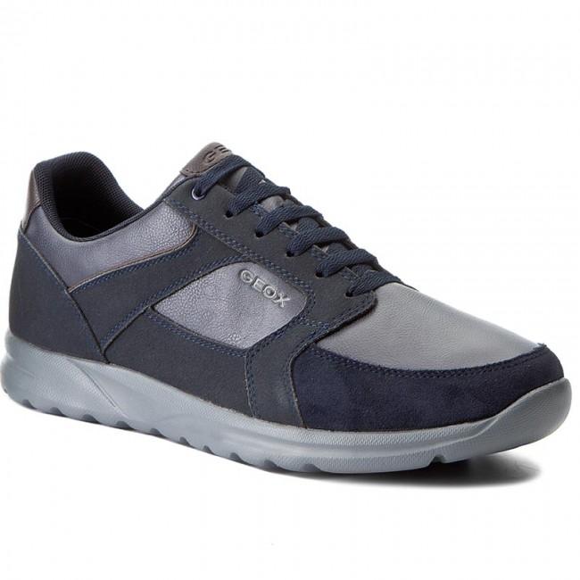 GEOX U ERAST B uomo sneaker navy