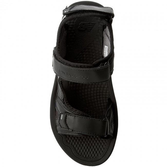 Sandali Balance Nero E New M2080bk Ciabatte Uomo wm8nOvN0