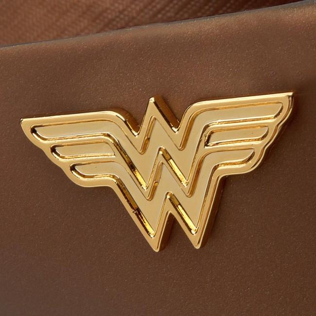 Ballerine MELISSA Glam + Wonder Woman 32220 Bronze 06602