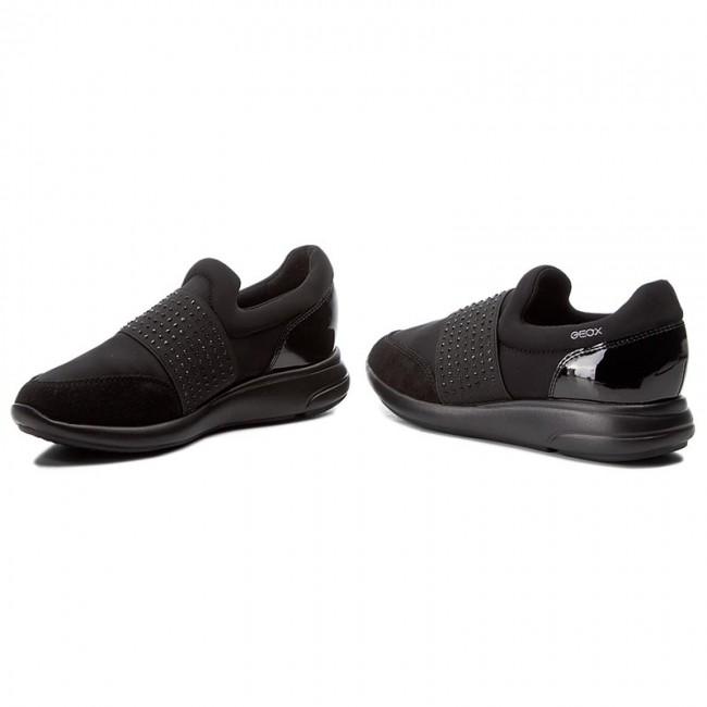 Sneakers GEOX D Ophira A D741CA 015HH C9999 Black