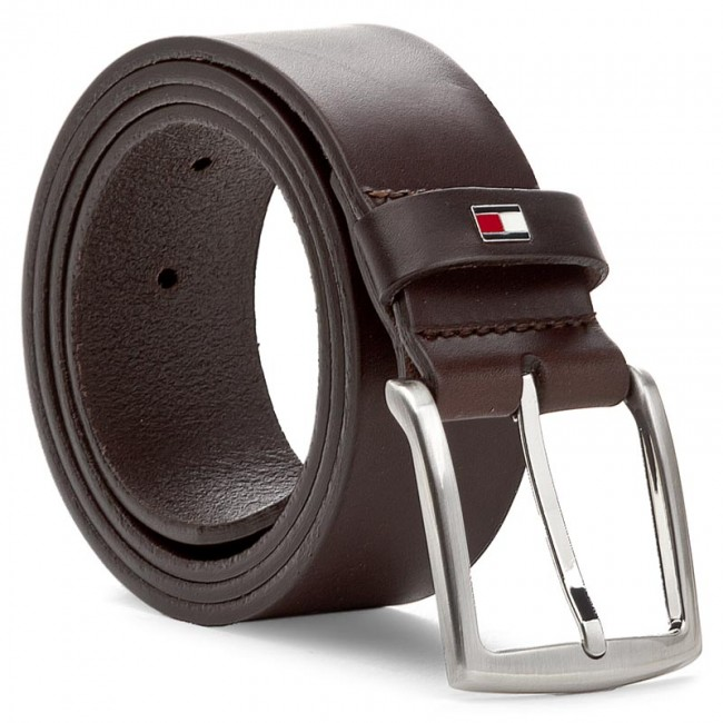 Cintura da uomo TOMMY HILFIGER New Denton Belt 4.0 E367863162 066