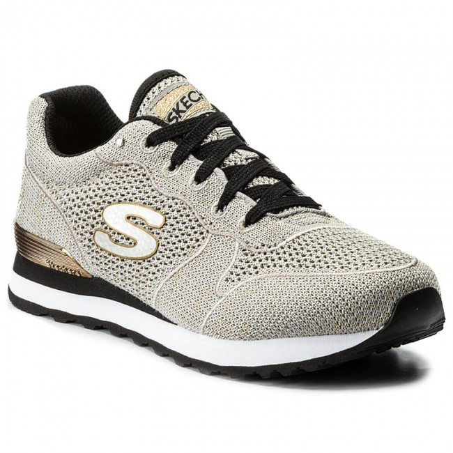 Scarpe Skechers Sneakers Donna Taupe 709 | MaryLou Shop