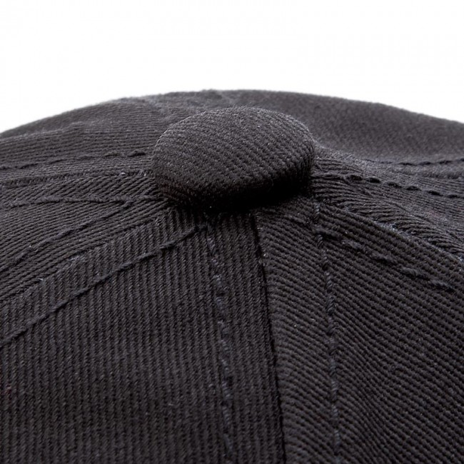 Trefoil Adidas Donna Tessili Cappelli Cappello Visiera Cap Black Accessori Bk7277 Con fbmIY76vgy