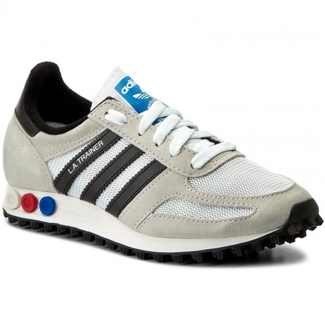 Scarpe adidas - La Trainer Og BY9322 Vinwht/Cblack/Cbrown ...