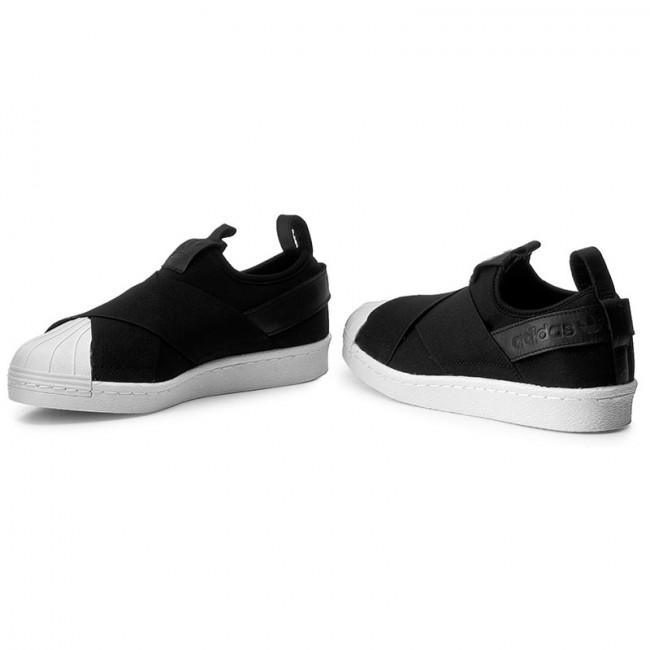 Adidas Superstar Scarpe Slipon Cblackcblackcblack Bz0112 lPkwZOXiuT