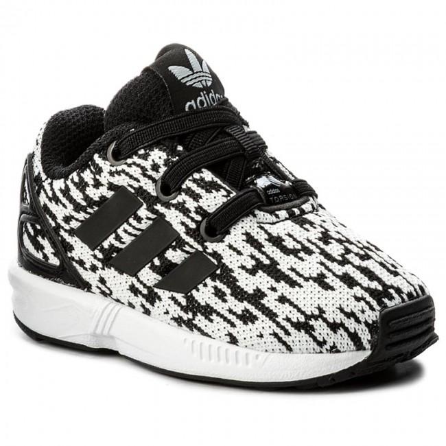 Scarpe adidas Zx Flux El I BY9896 CblackCblackFtwwht