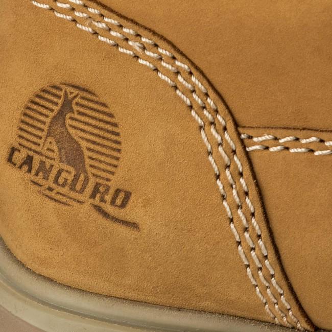 Scarponcini CANGURO A028 305 YellBrown Scarpe da