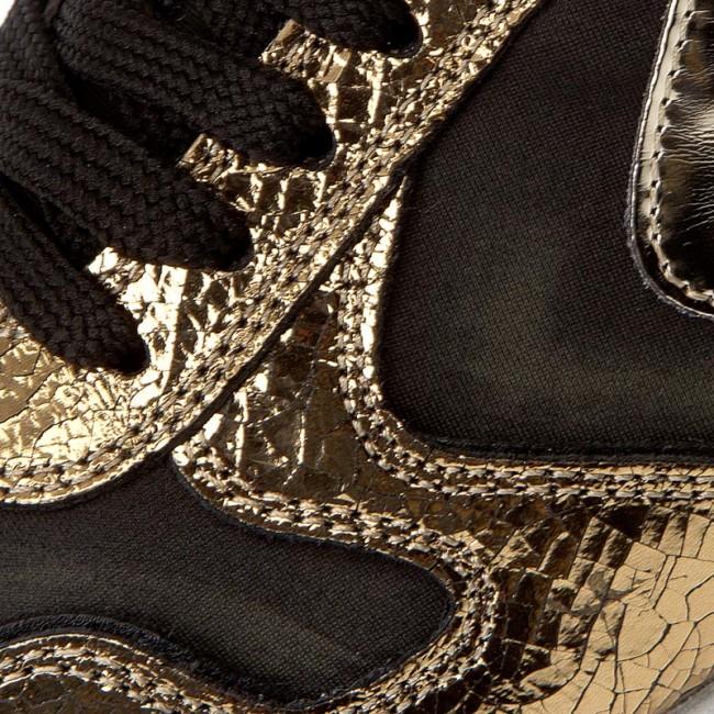 militare Basse Julia 0012011744 Scarpe Blanche Power Voile 9106 Oro 01 Donna Sneakers yYbvf76g
