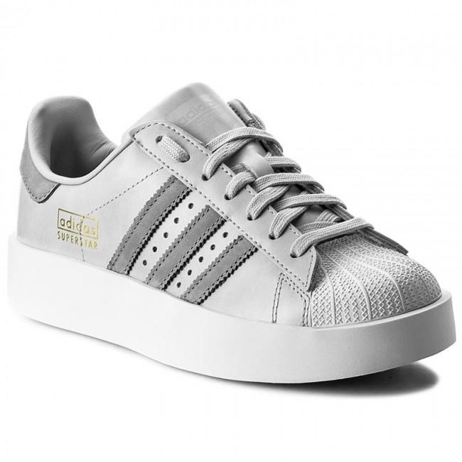 adidas Superstar Bold W, Scarpe da Ginnastica Basse Donna