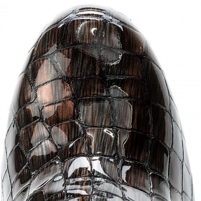 Tronchetti MACCIONI - 541 Marrone - Tronchetti - Stivali e altri - Donna