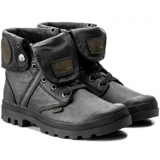 Scarponcini Palladium - Pallabrouse Baggy L2 73080-008-m Black Scarpe Da Trekking E Stivali Altri Donna