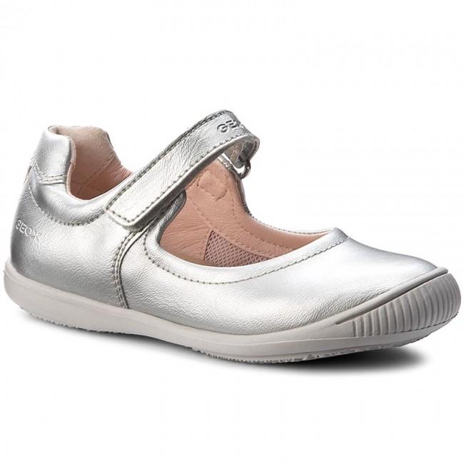 Scarpe basse GEOX J Gioia 2Fit G. C J643CC 000NF C1007 Silver